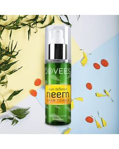 Jovees Herbal Sun Defence Neem Skin Toner