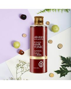 Jovees Herbal Amla & Bael Revitalising Hair Tonic