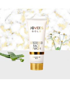 Jovees Herbal Ultra Radiance 24K Gold Face Wash