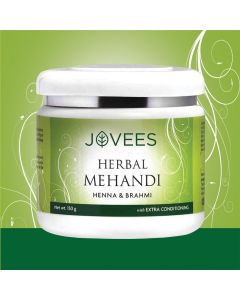 Jovees Herbal Henna & Brahmi Herbal Mehandi