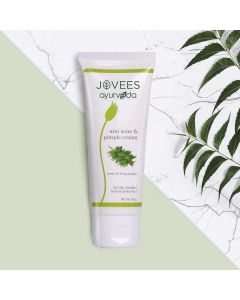 Jovees Herbal Neem & Long Pepper Anti Acne Pimple Cream