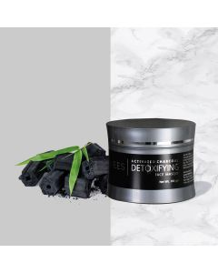 DETOXIFYING CHARCOAL FACE MASQUE