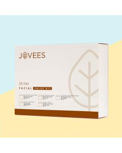 Jovees Herbal De-Tan Facial Value Kit
