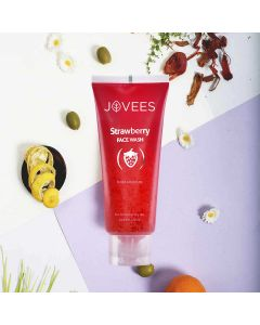 Jovees Herbal Strawberry Face wash