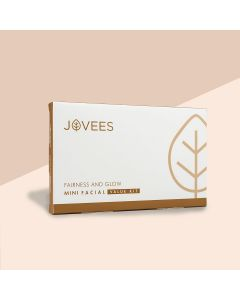 Jovees Herbal Mini Fairness and Glow Facial Value Kit