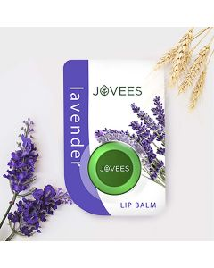 Jovees Herbal Lavender Lip Balm
