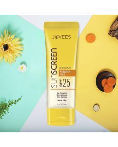 Jovees Herbal Sun Screen Fairness Gel SPF-25