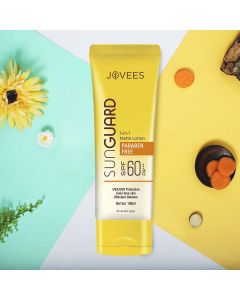 Jovees Herbal Sun Guard Lotion SPF-60 PA+++